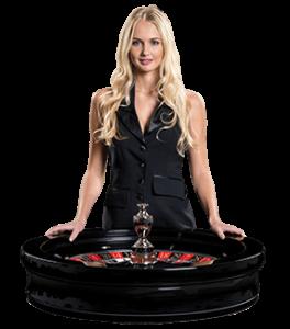 Live casino roulette bonus